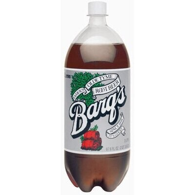 2-liter Barq's Root Beer