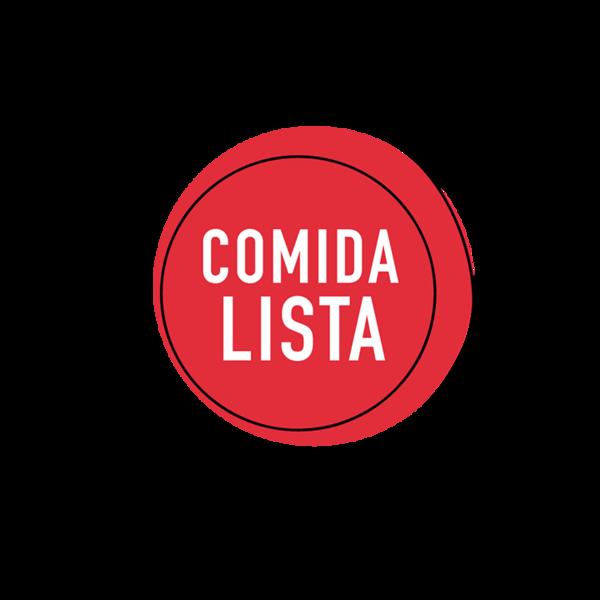 COMIDA LISTA