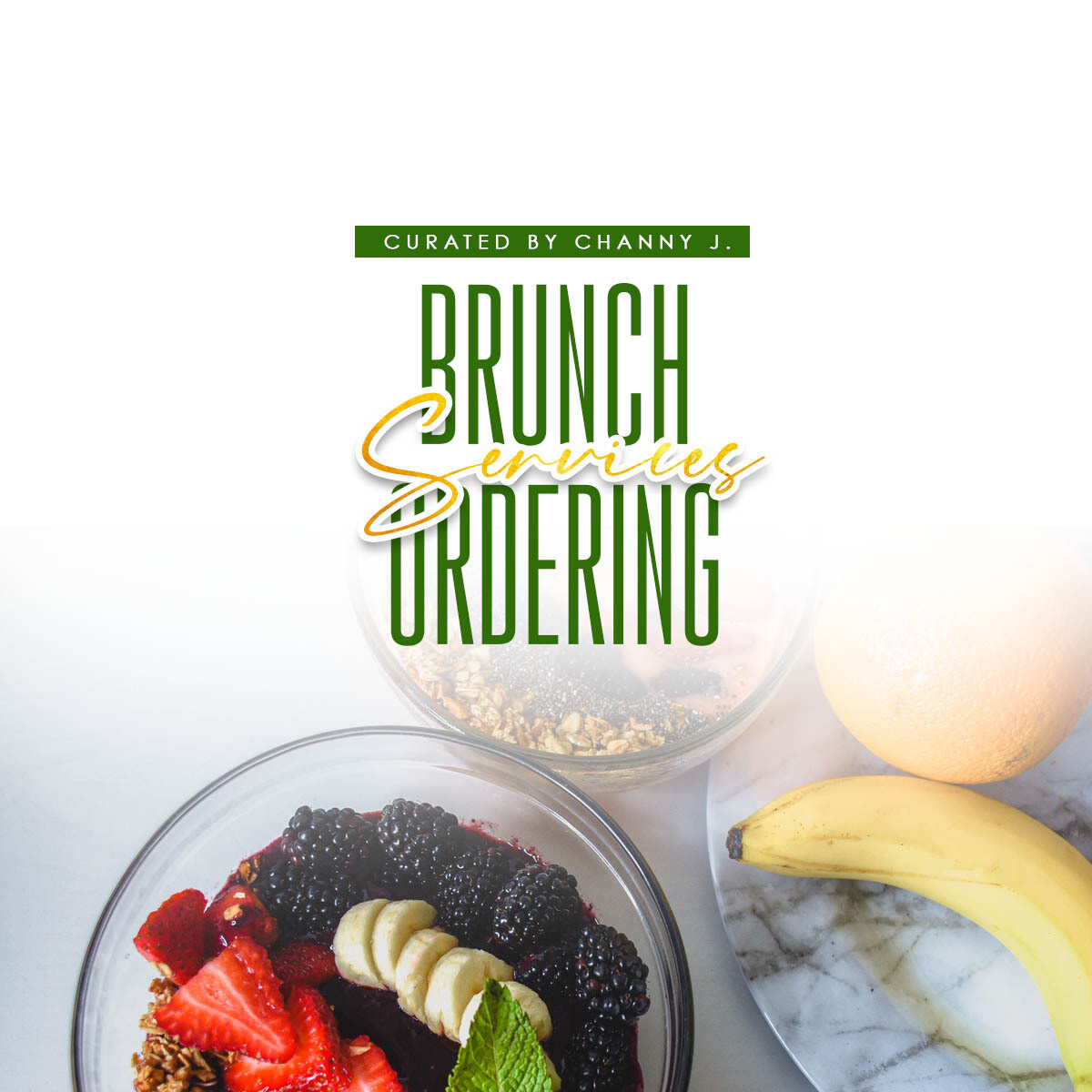 Brunch Catering Services