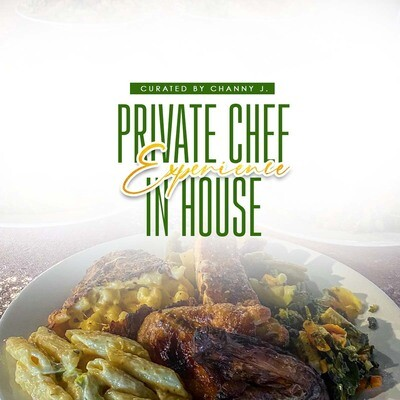 Private Chef In House Experience