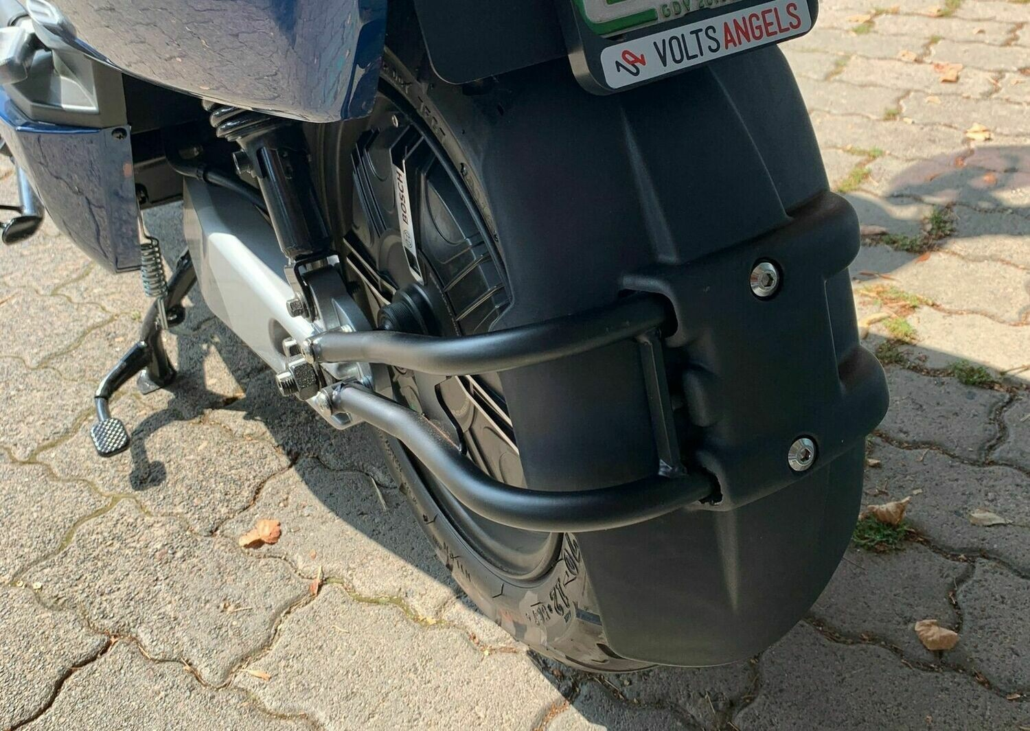 Rear fender for NQi Series