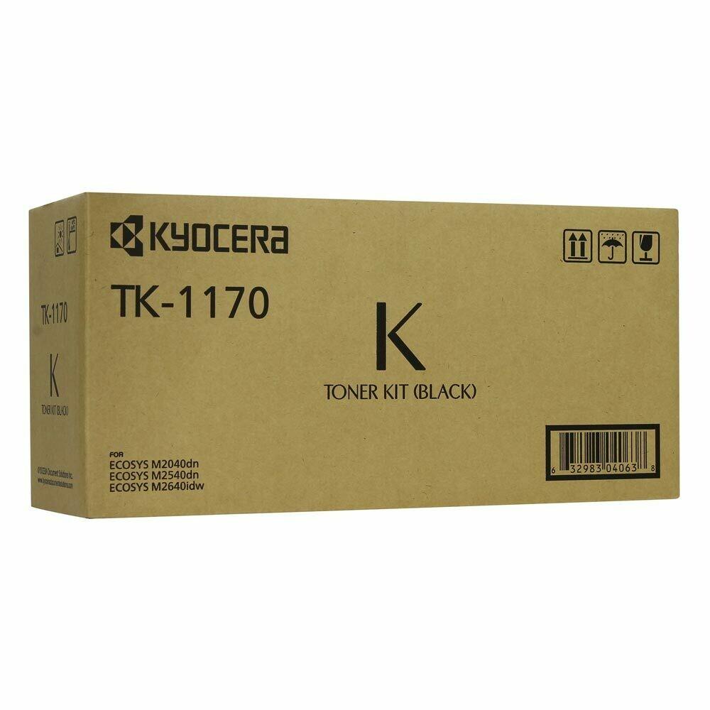 TONER BALCK ( TK-1170) KYOCERA