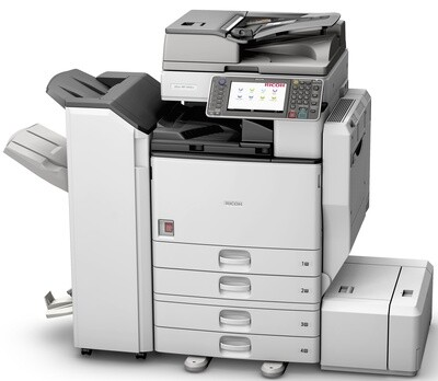 RICOH MP 4002 SP + FINISHER SR 3090