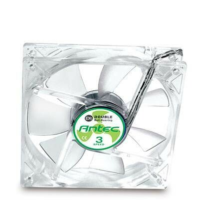 ANTEC TriCool 80mm DDB Case Fan (ANTTRC80DDB)