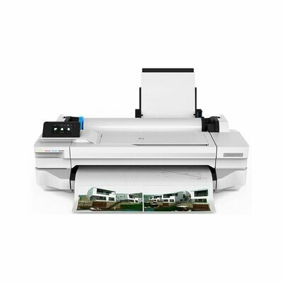 HP DesignJet T130 Printer (24-in or 610mm) 2Y Warranty