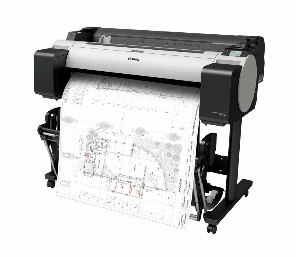 """Canon Plotter TM-300 36"""""""