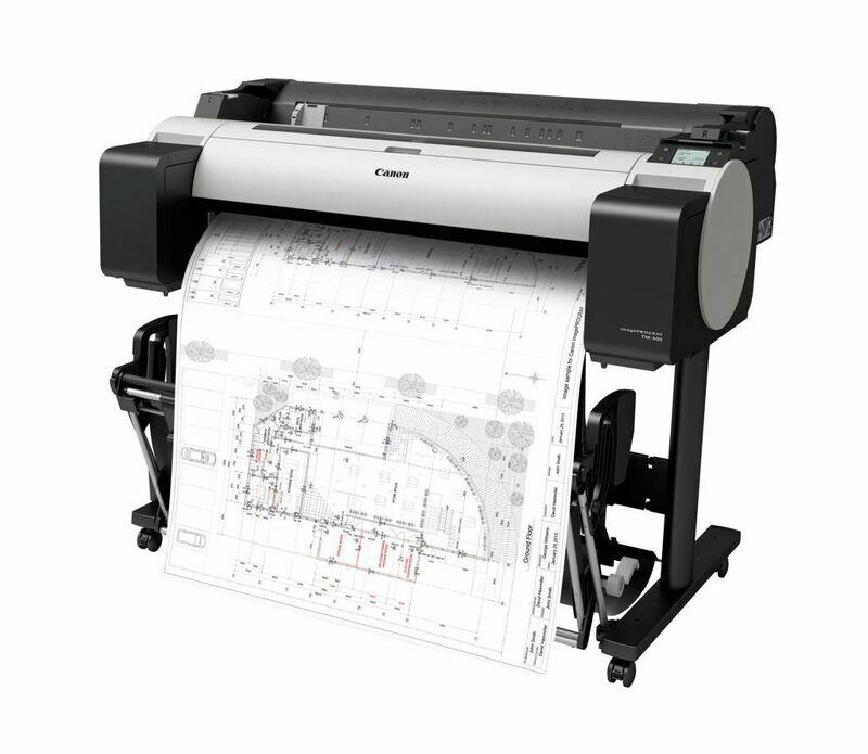 Canon Plotter TM-300 36