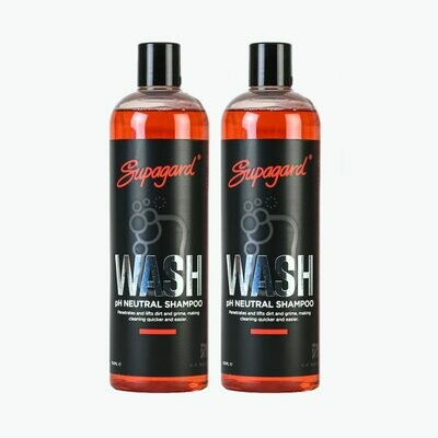 Double Shampoo (2 Bottles)