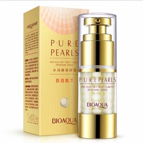 Крем для век с жемчугом Pure pearls