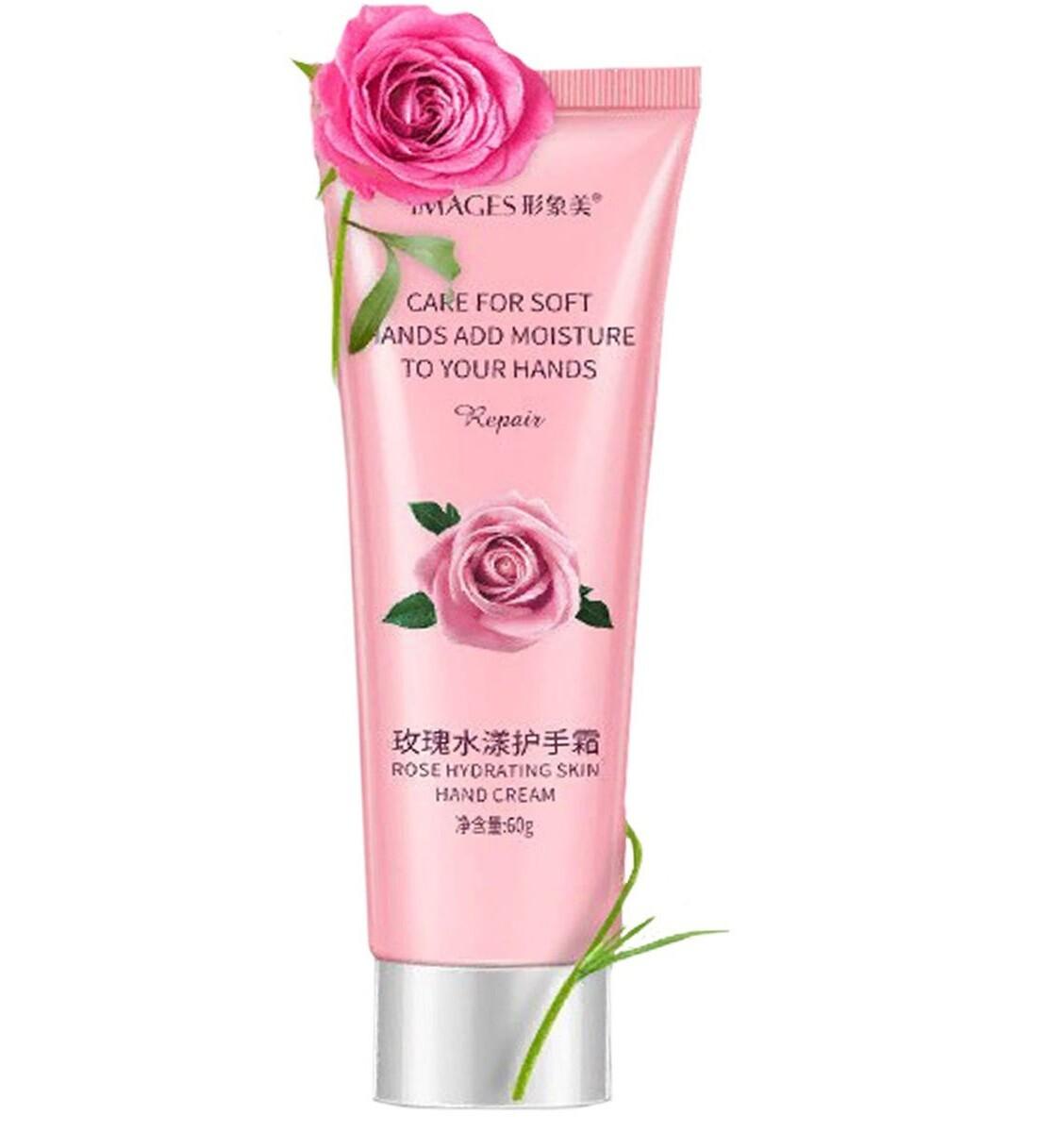 Увлажняющий крем для рук с розовым маслом Images