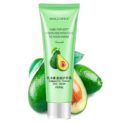 Увлажняющий крем для рук с маслом ши и авокадо Images