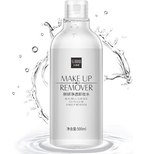 Мицеллярная вода Beautiful Natural Clean Clear MakeUp Remover Senana