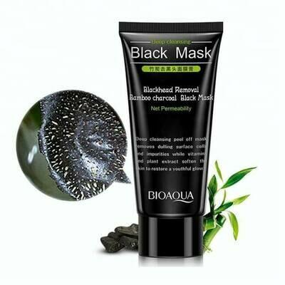 Черная маска-удалитель черных точек Bioaqua