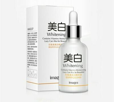 Витаминная сыворотка для осветления и сияния кожи Images V7 Whitening