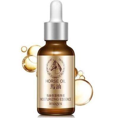 Омолаживающая сыворотка для лица с лошадиным маслом Horse oil moisturizing essence Images