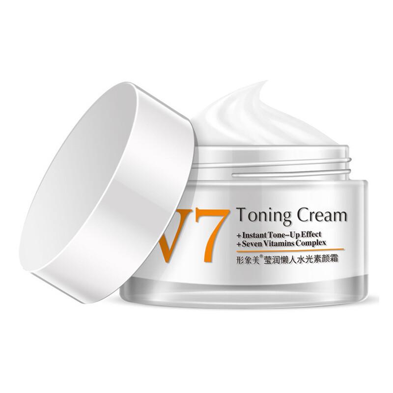 База под макияж для лица Image V7 toning light