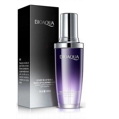 Сыворотка для роста волос с эфирным маслом лаванды BIOAQUA