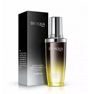 Сыворотка для роста волос с эфирным маслом лимона BIOAQUA