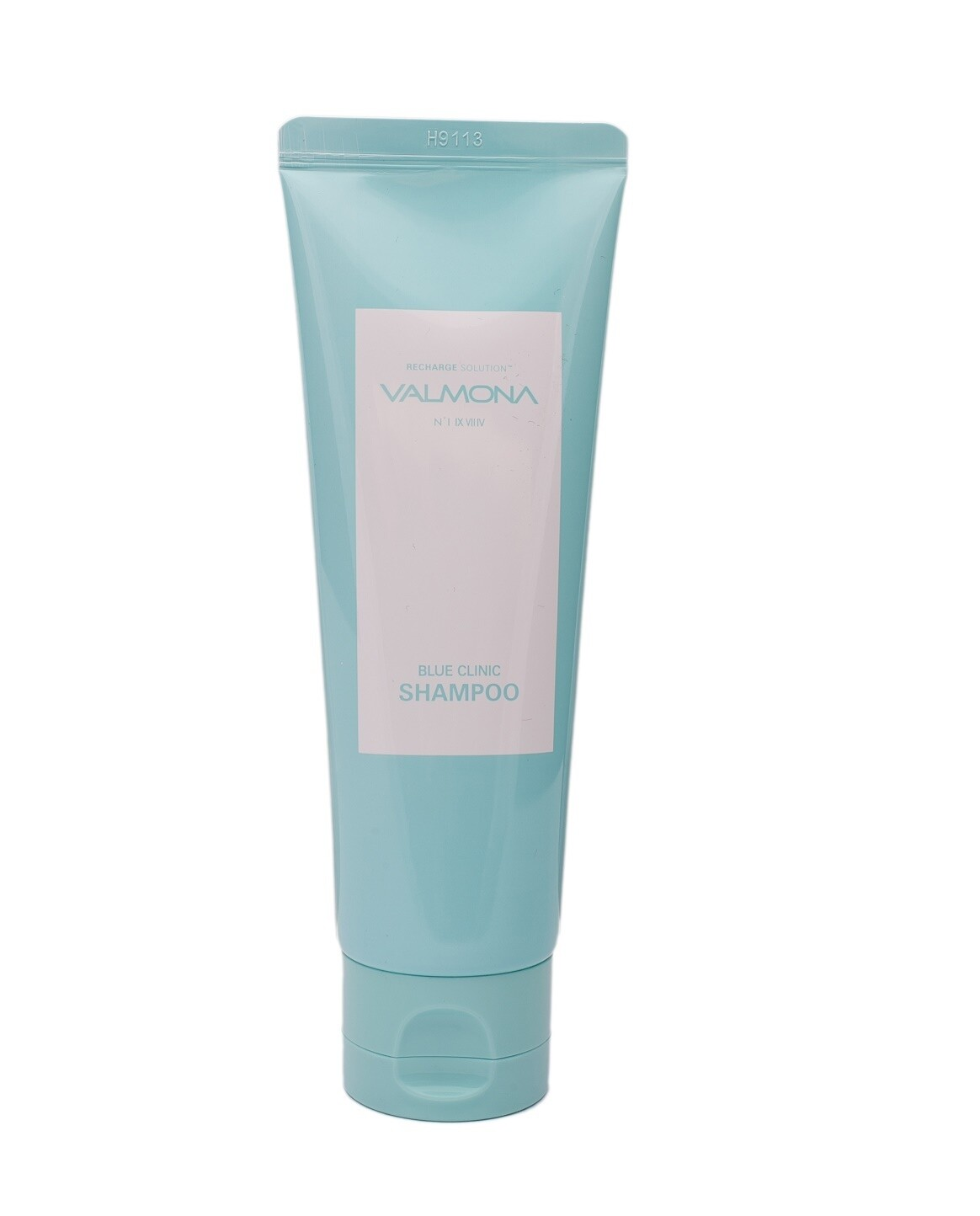 Шампунь для волос УВЛАЖНЕНИЕ Recharge Solution Blue Clinic Shampoo, 100 мл VALMONA
