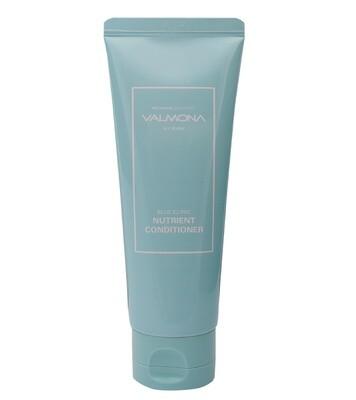 Кондиционер для волос УВЛАЖНЕНИЕ Recharge Solution Blue Clinic Nutrient Conditioner,100 мл  VALMONA