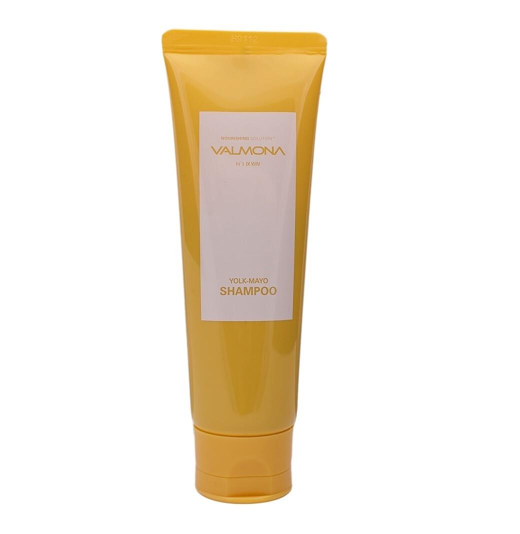 Шампунь для волос ПИТАНИЕ Nourishing Solution Yolk-Mayo Shampoo, 100 мл VALMONA
