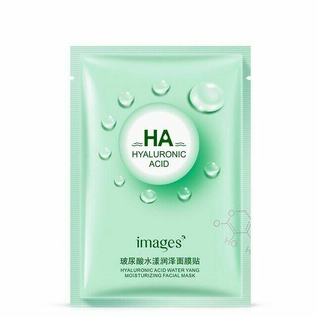 Увлажняющая маска с гиалуроновой кислотой Images