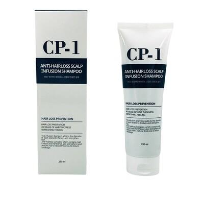 Шампунь для волос ПРОТИВ ВЫПАДЕНИЯ CP-1 Anti-hair loss scalp infusion shampoo, ESTHETIC HOUSE 250 мл