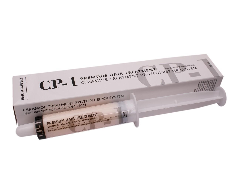 Маска для волос ПРОТЕИНОВАЯ CP-1 Premium Protein Treatment, ESTHETIC HOUSE 25 мл