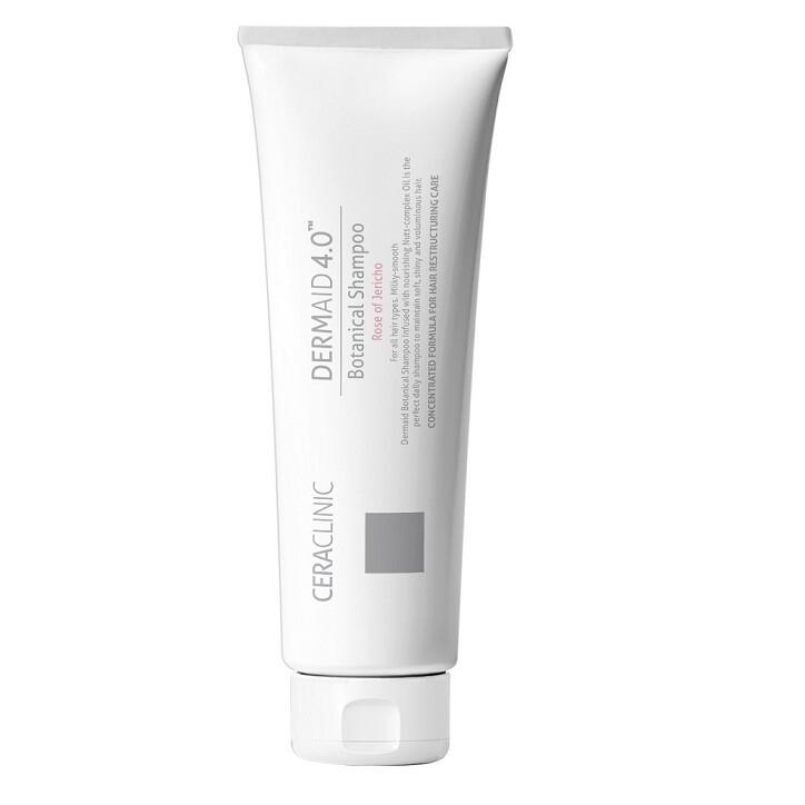Шампунь для волос РАСТИТЕЛЬНЫЙ Dermaid 4.0 Botanical Shampoo, CERACLINIC 100 мл