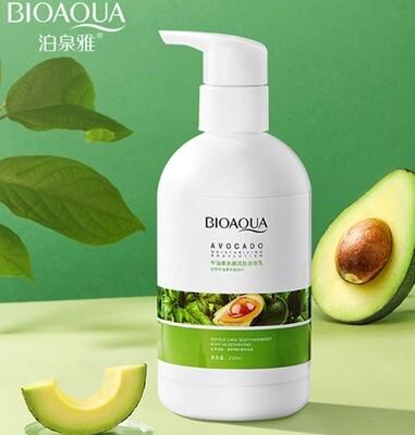Питательный лосьон для тела с маслом авокадо BIOAQUA