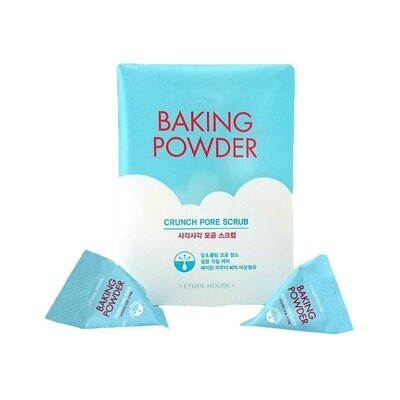 Скраб для лица содой в пирамидках Baking Powder Crunch Pore Scrub 7 гр.
