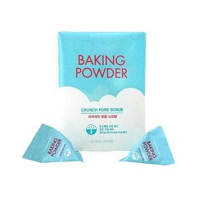 Скраб для лица содой в пирамидках Baking Powder Crunch Pore Scrub 7 гр.