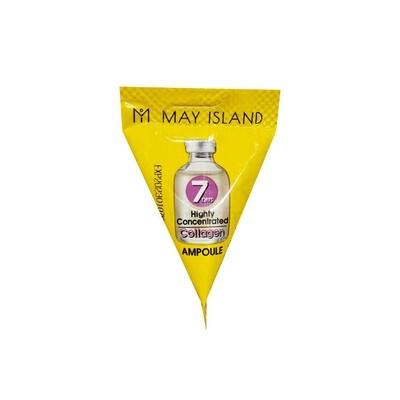 Увлажняющая сыворотка с коллагеном May Island 7Days Collagen Ampoule