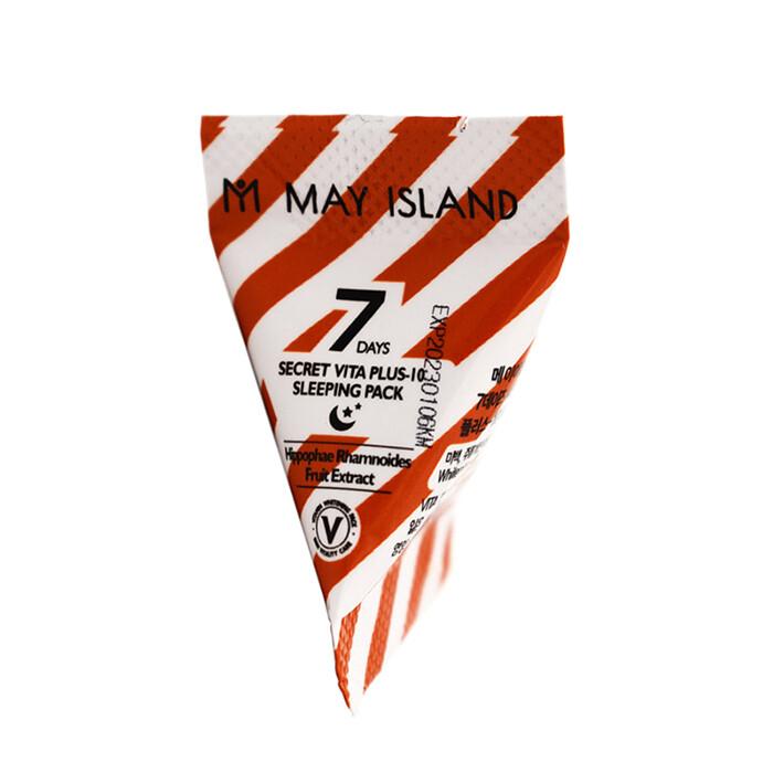 Витаминизированная ночная маска May Island Secret Vita Plus-10 Sleeping Pack