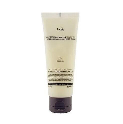 Шампунь для сухих и поврежденных волос Moisture Balancing Conditioner La'Dor, 100 мл