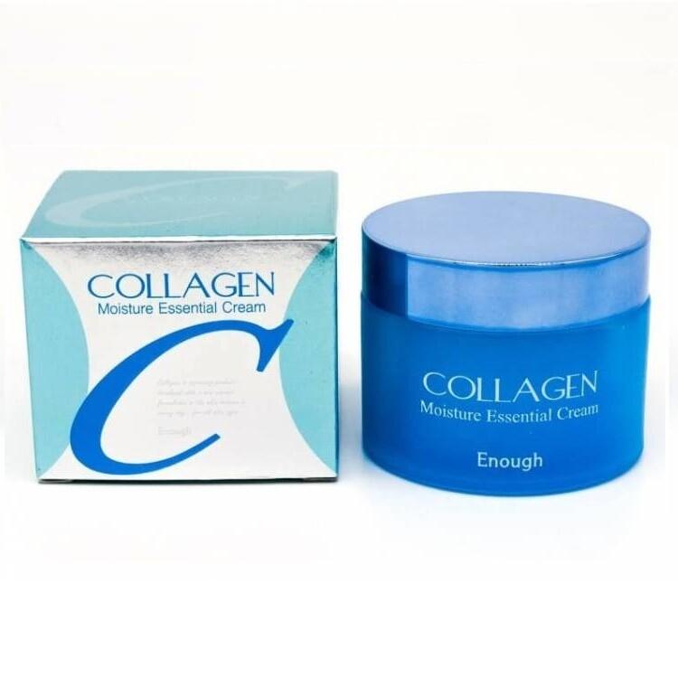 Крем для лица с коллагеном Collagen Moisture Essential Cream Enough, 50 мл