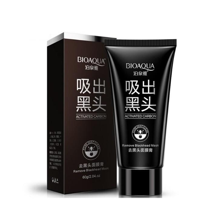 Черная маска-пленка против черных точек Bioaqua