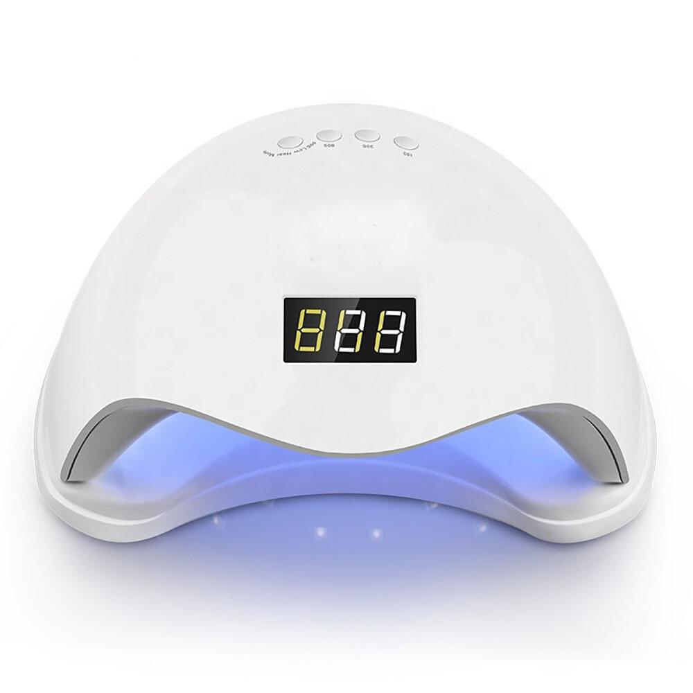 Лампа для гель-лака гибридная LED UV 48W