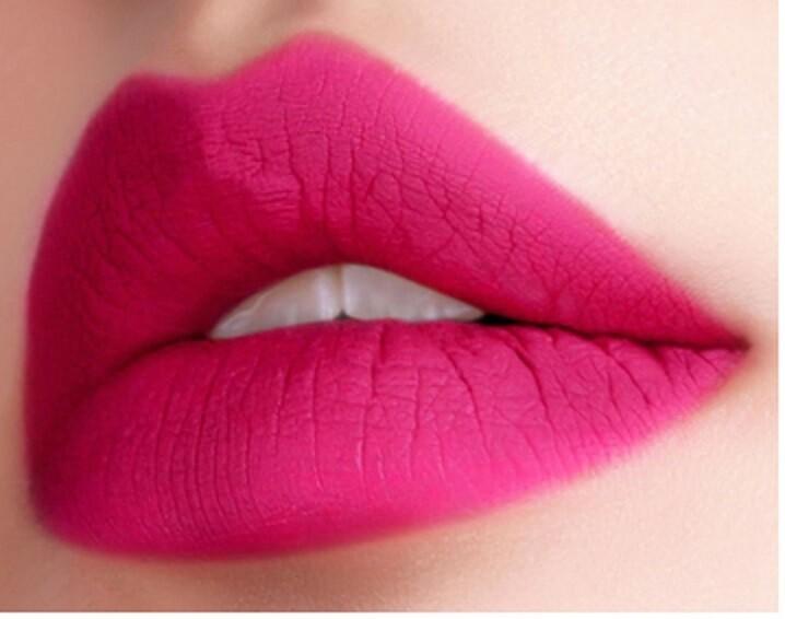 Матовый блеск для губ Kiss Beauty Тон 05
