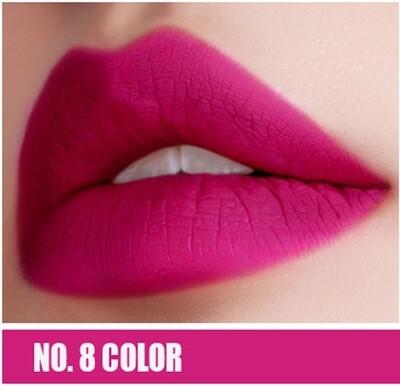 Матовый блеск для губ Kiss Beauty Тон 08
