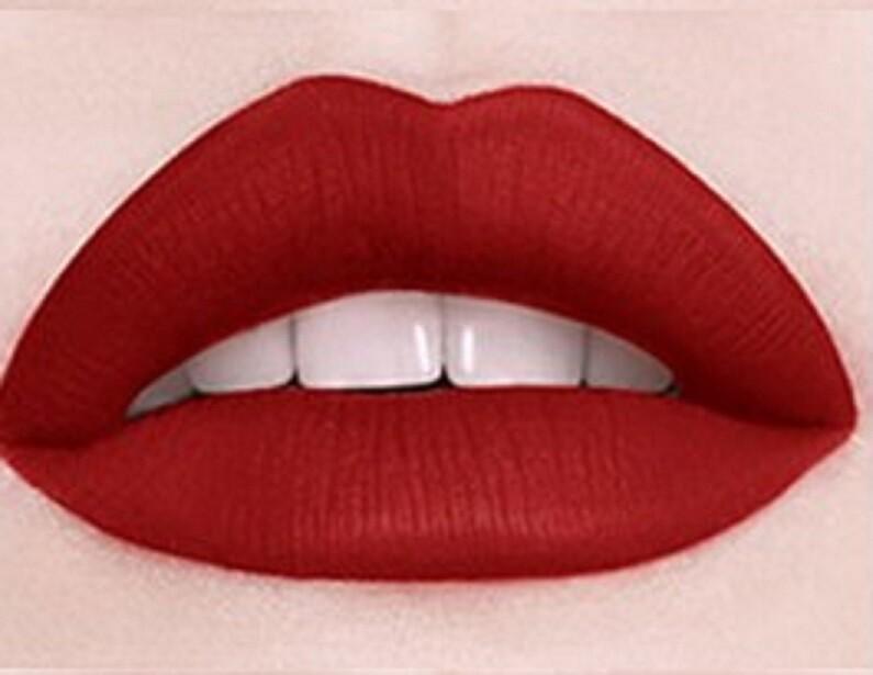 Матовый блеск для губ Kiss Beauty Тон 01