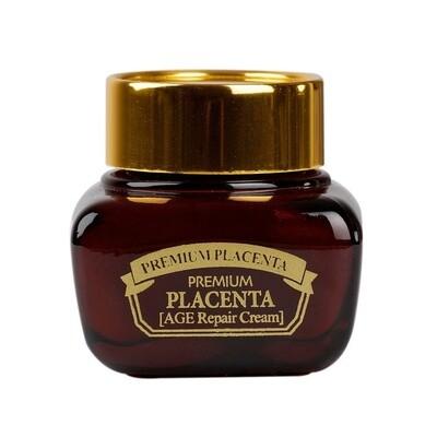 ПЛАЦЕНТА Крем для лица Premium Placenta Age Repair Cream, 3W CLINIC 50 мл