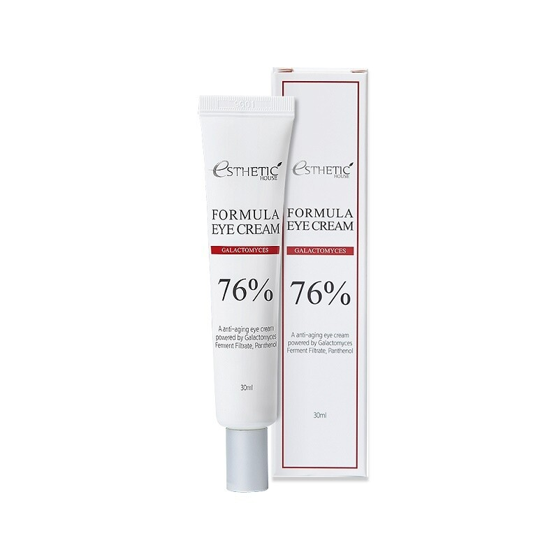 Крем для глаз ГАЛАКТОМИСИС Formula Eye Cream Galactomyces, 30 мл ESTHETIC HOUSE