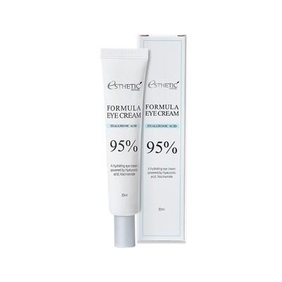 Крем для глаз ГИАЛУРОНОВАЯ КИСЛОТА Formula Eye Cream Hyaluronic Acid 95%, 30 мл ESTHETIC HOUSE
