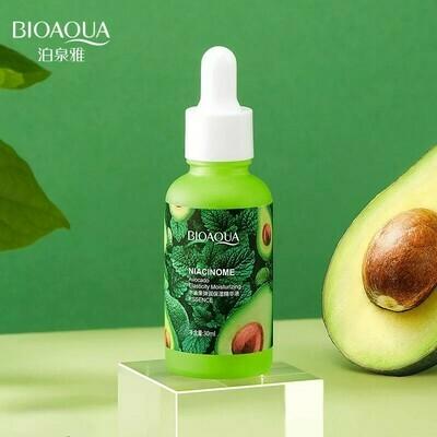 Питательная сыворотка с авокадо и ниацинамидом BioAqua 30 мл