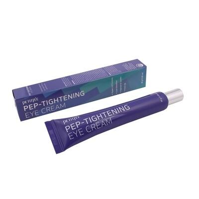 Крем для глаз ПЕПТИДЫ/ОМОЛОЖЕНИЕ Pep-Tightening Eye Cream, Petitfee 30 гр