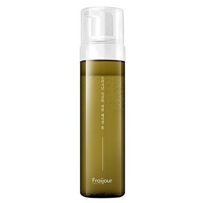 Гипоаллергенная пенка для умывания Original Artemisia Bubble Facial Foam Fraijour 200 мл.