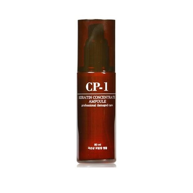 Концентр. эссенция для волос КЕРАТИН CP-1 Keratin Concentrate Ampoule, ESTHETIC HOUSE 80 мл.