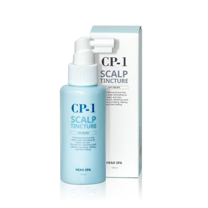 Освежающий спрей для кожи головы CP-1 Scalp Tincture, ESTHETIC HOUSE 100 мл