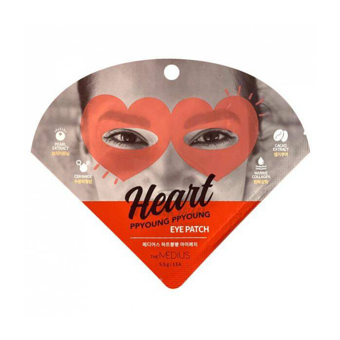 Патчи для глаз Heart Ppyoung Ppyoung Eye Patch Medius